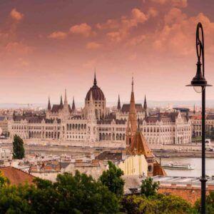 Erasmus en Budapest