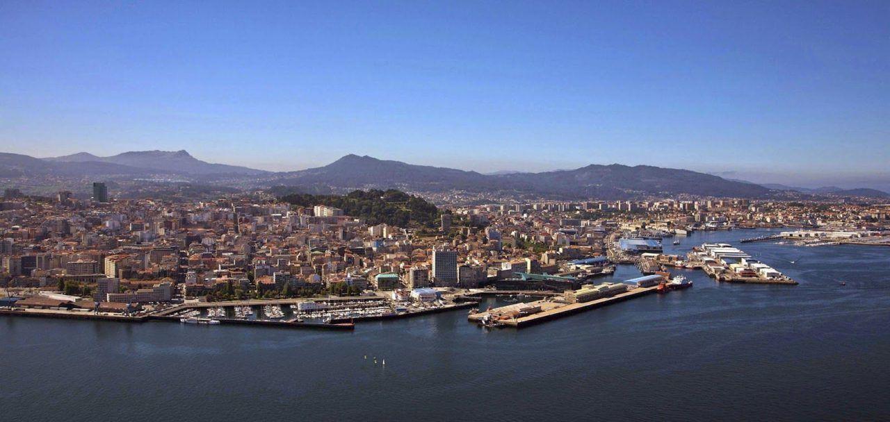 erasmus en Vigo