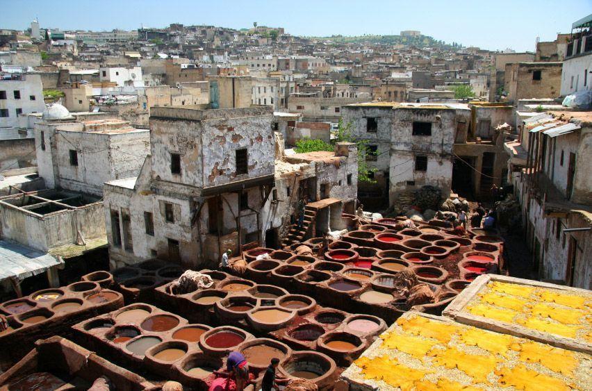 viaje fin de curso marruecos fez
