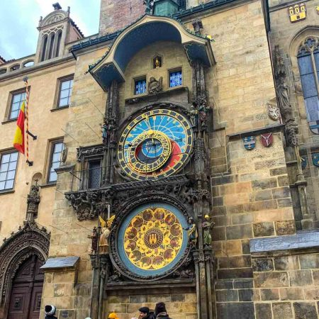 Imperial Express Praga Reloj