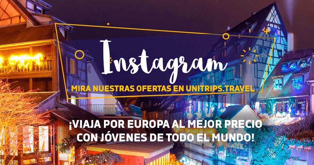 Promociones y concursos en Instagram con Unitrips