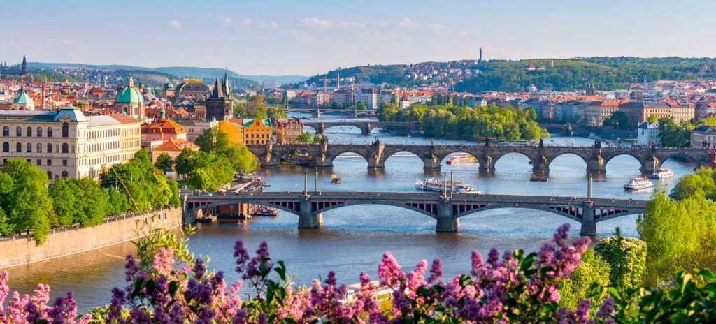 Itinerario Europa 1 mes Praga Puentes