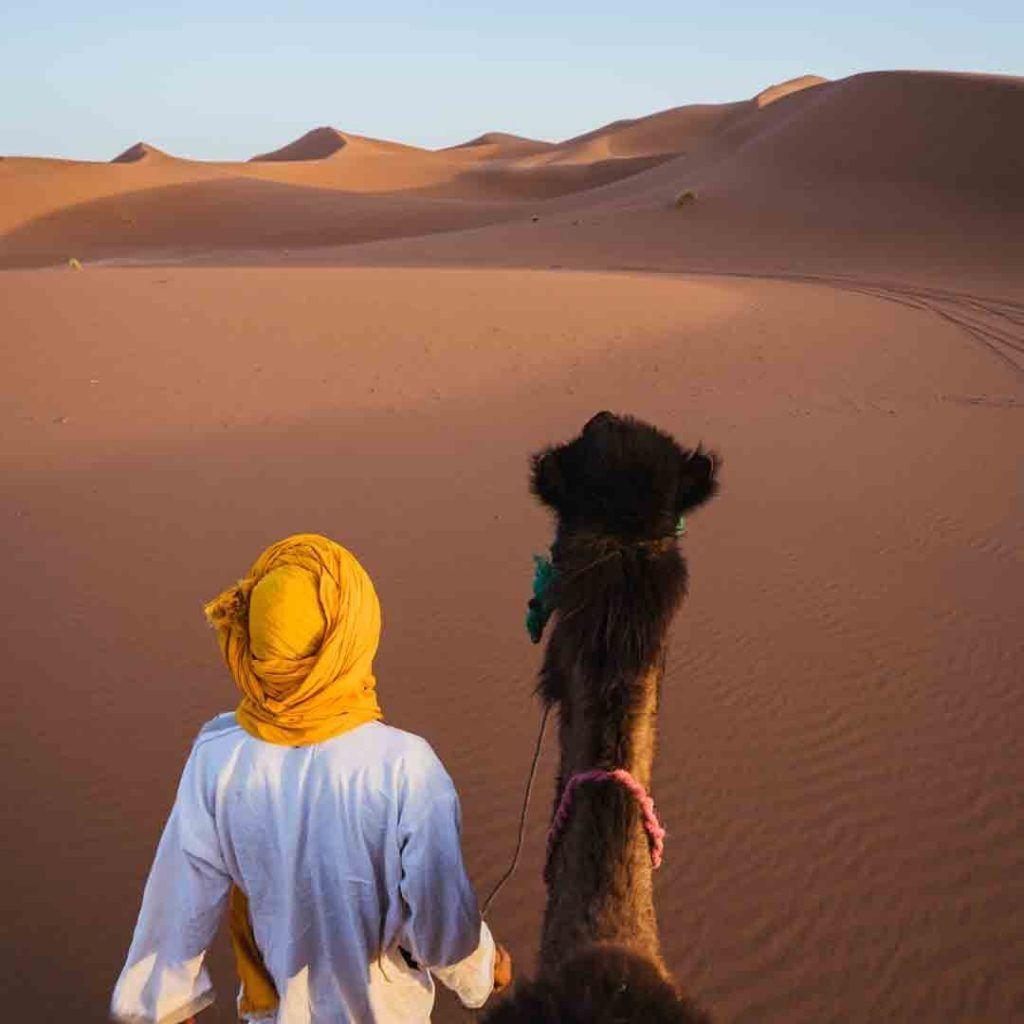 Viaje de estudiantes por Marruecos