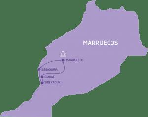 Marruecos Tour Argana Ifthane