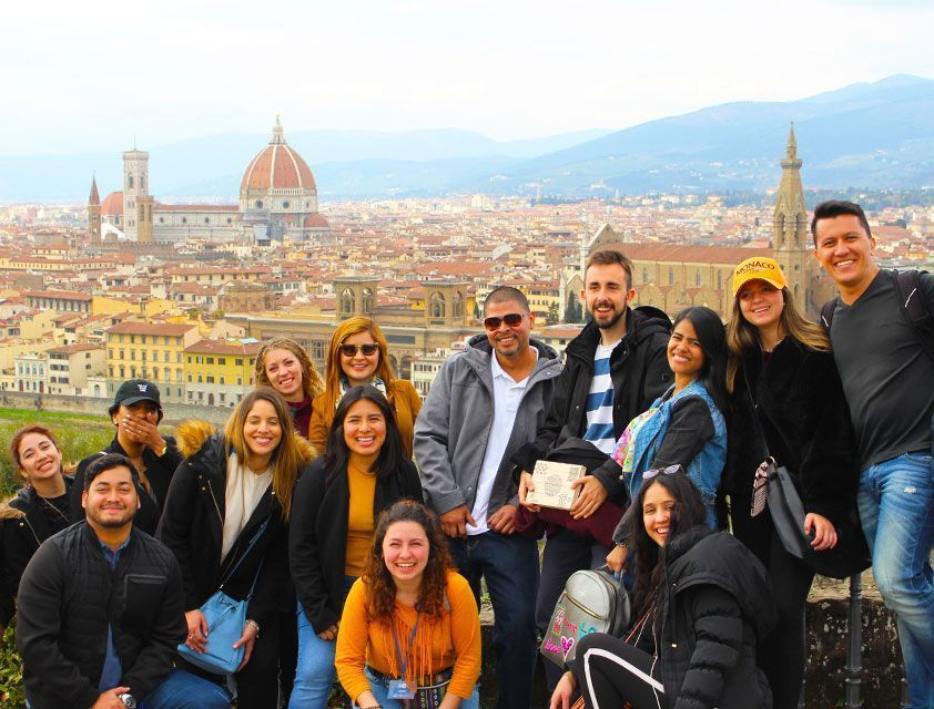 Viaje de Erasmus a Florencia