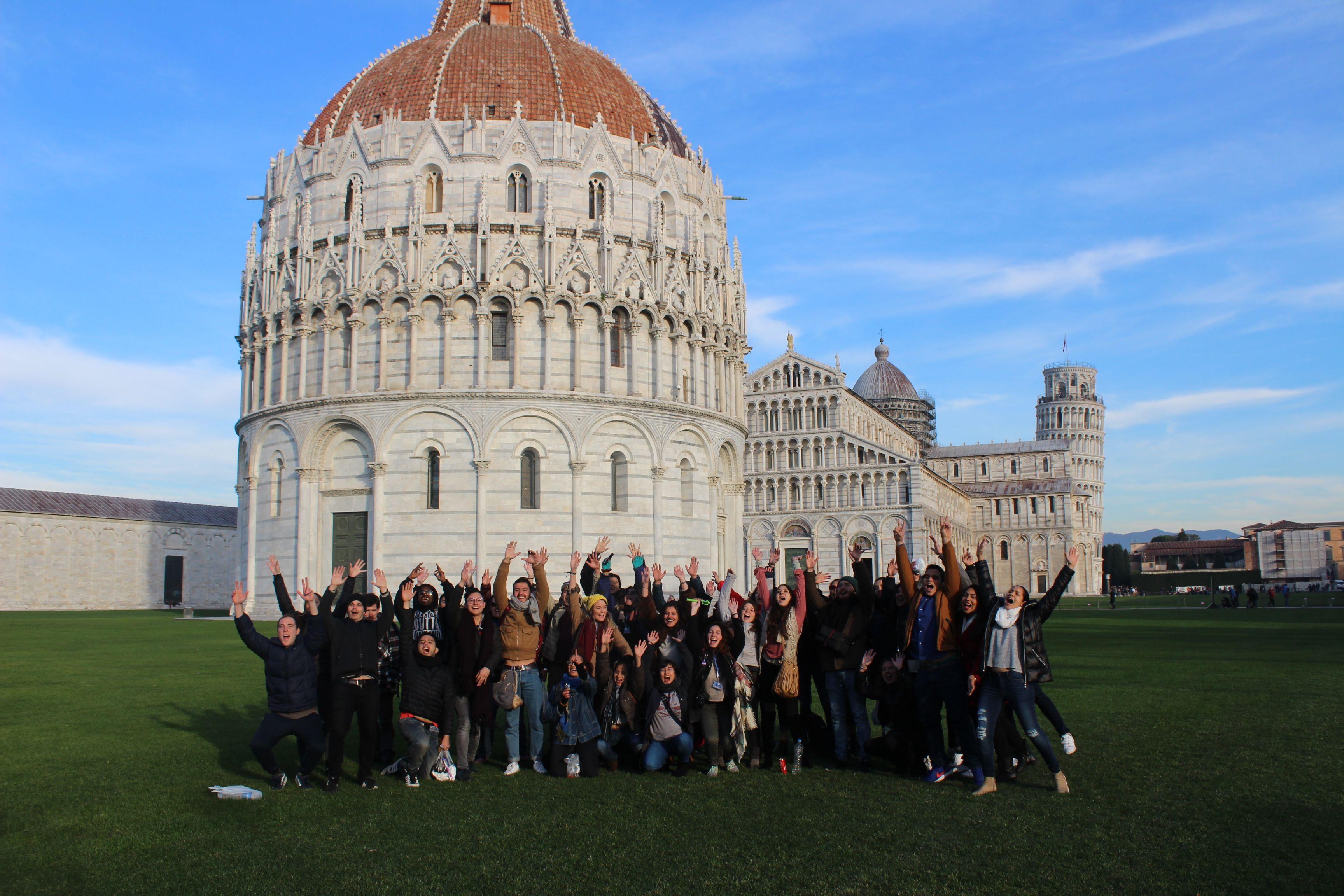 Ruta Pisa Florencia