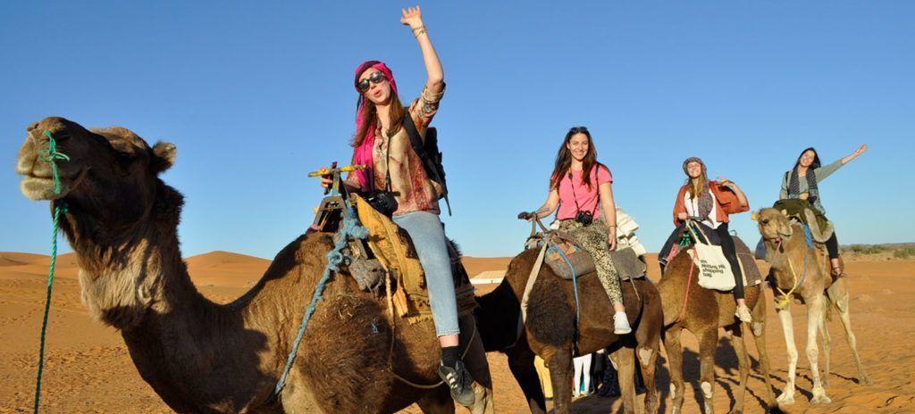 excursiones Marrakech al desierto