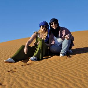 Excursion al desierto desde Marrakech en Marruecos