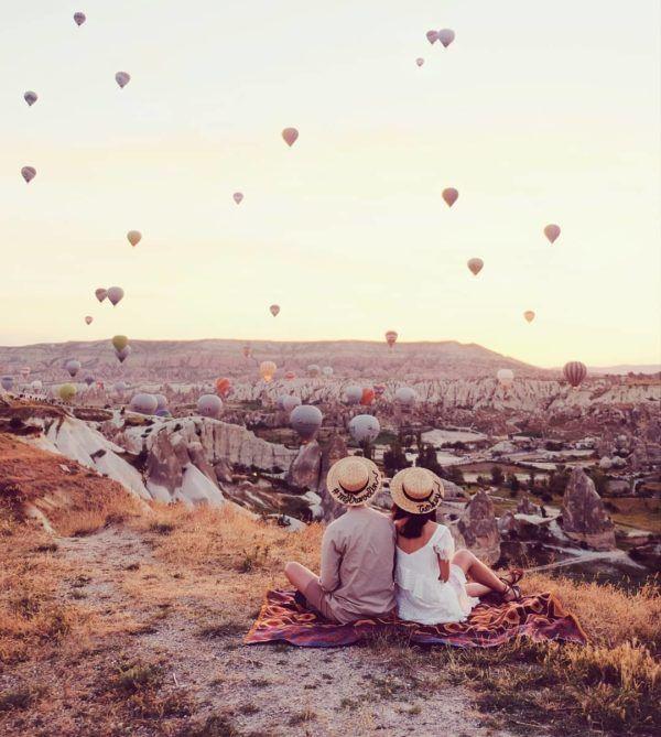 viajes económicos para jóvenes por Turquía