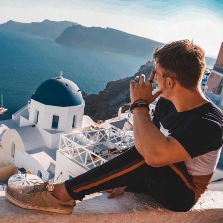 Grecia Tierra de dioses Santorini