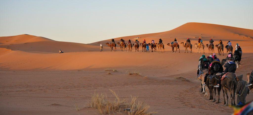 Excursiones desde Marrakech al Desierto