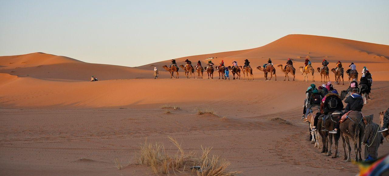 viaje a marruecos desierto Excursiones desde Marrakech al Desierto