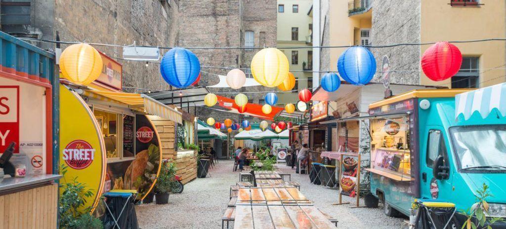 Foto de food trucks en circuito praga viena budapest