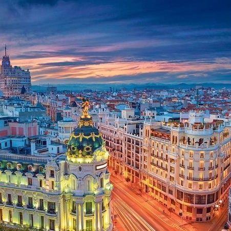 circuito Madrid Toledo