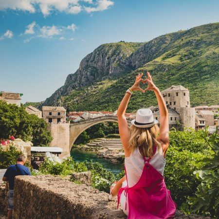 viaje a croacia y bosnia