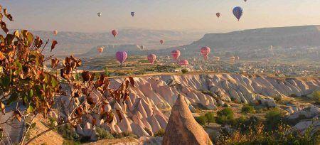 Foto de globosen grecia y turquia capadocia viaje para jovenes