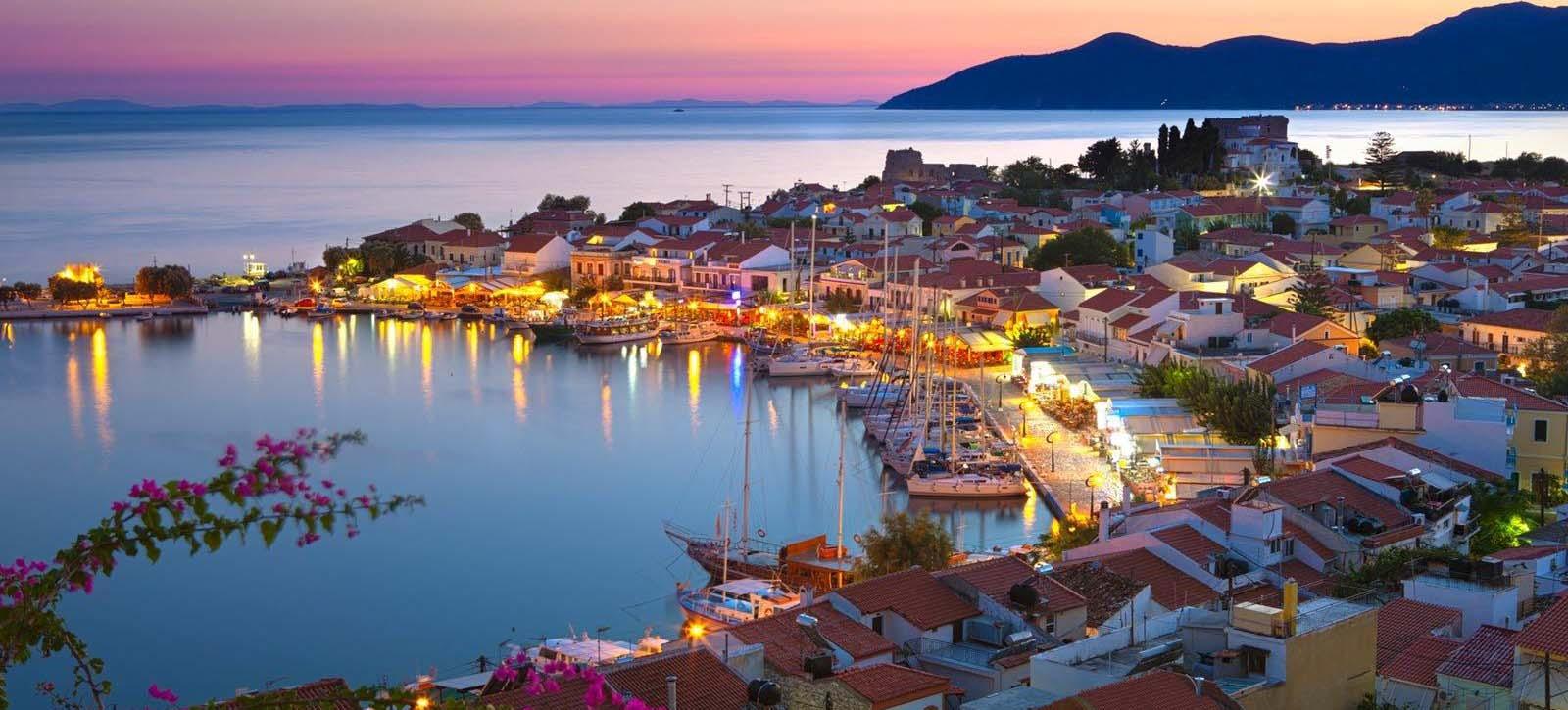 Foto de atardecer alejados en grecia y turquia viaje fin de curso