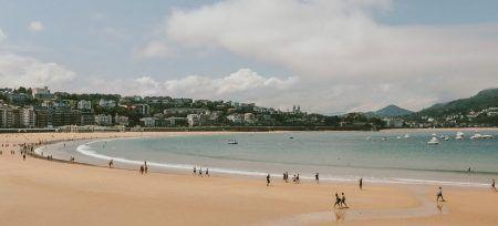 Foto de la playa San Sebastian
