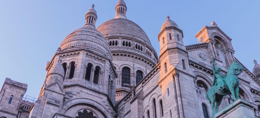 Foto de Paris SacreCoeur