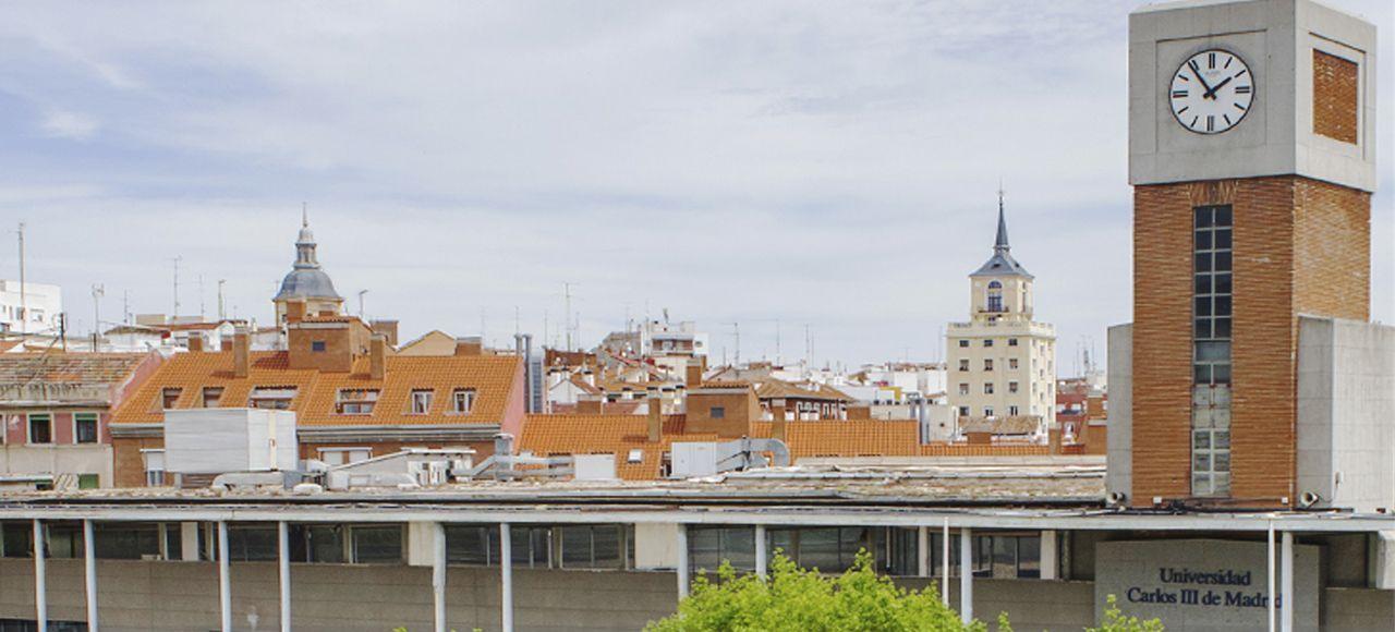 Universidad Carlos III, Universidad Pública de Madrid