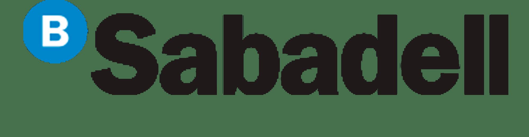 Foto logo banco sabadell