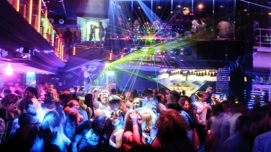 Foto interior discoteca