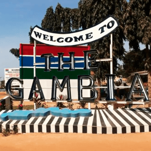 Foto welcome a gambia
