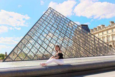 Foto Louvre