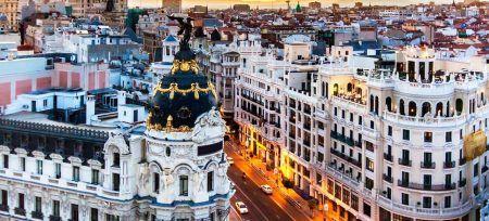 Visita de Madrid centro