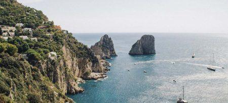 Capri viaje italia completa