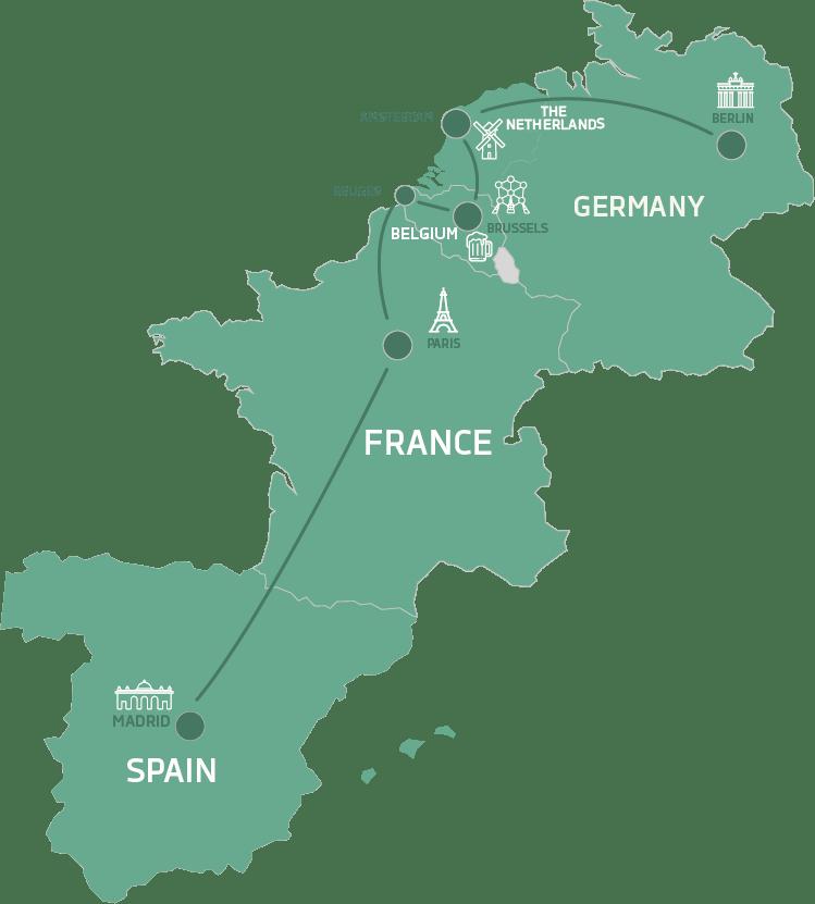map-Great-European-Capitals