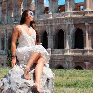 Roma Coliseo Chica