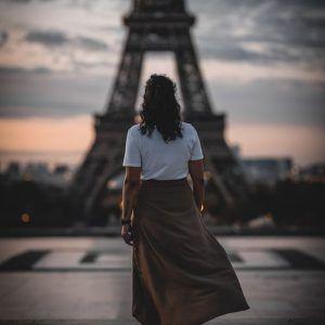 paris chica de viaje a europa