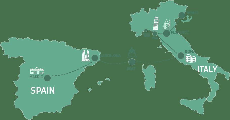 map-la-dolce-vita