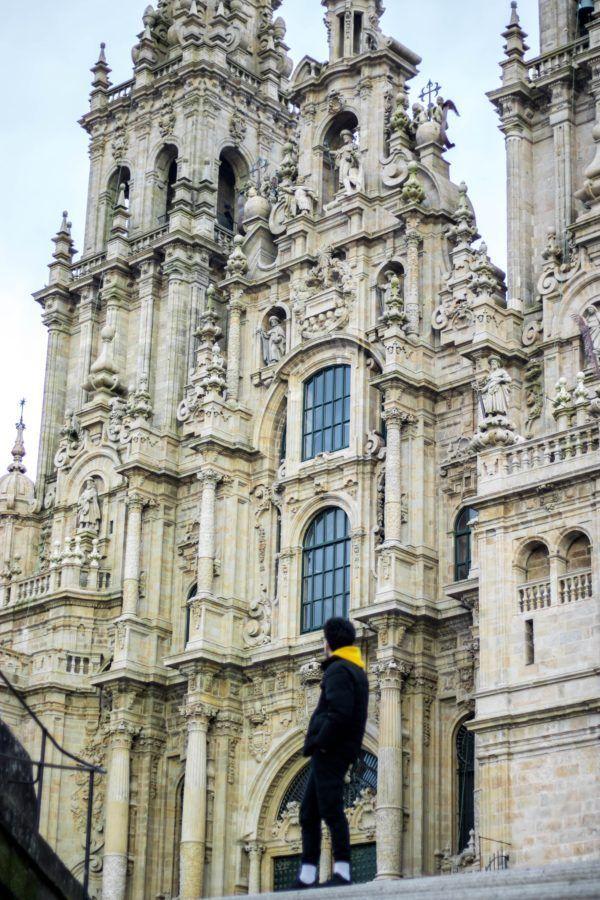 Viajes por Europa primavera - Catedral de Santiago