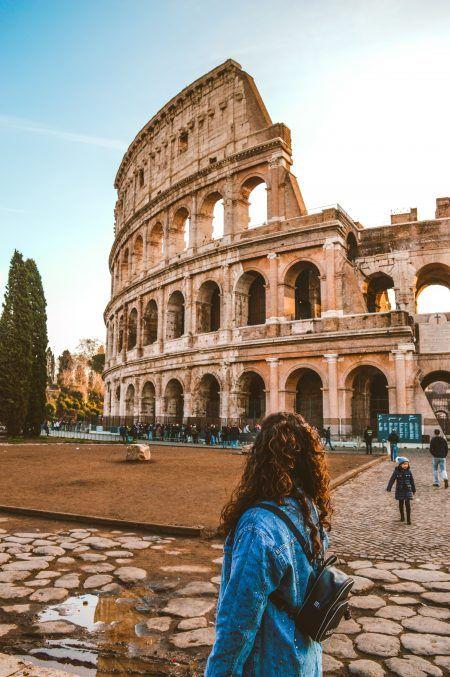 trip through Europe in December