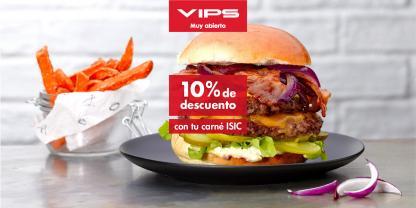 carnet estudiante ISIC VIPS