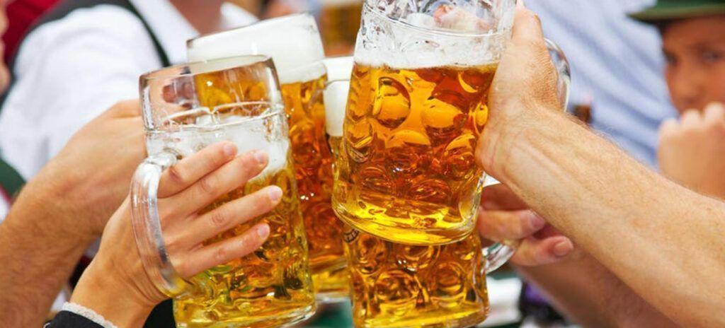 Bebida tipica alemana