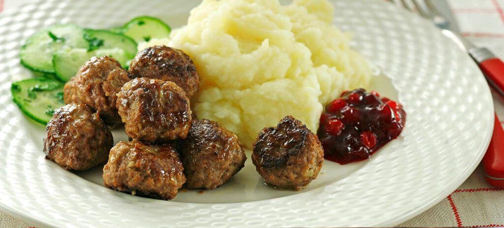 plato tipico suecia