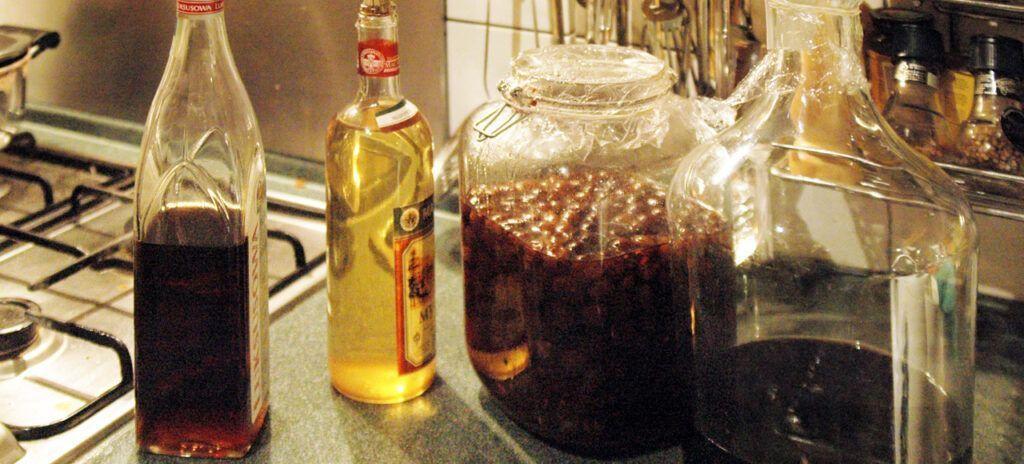 Bebida tipica Polonia