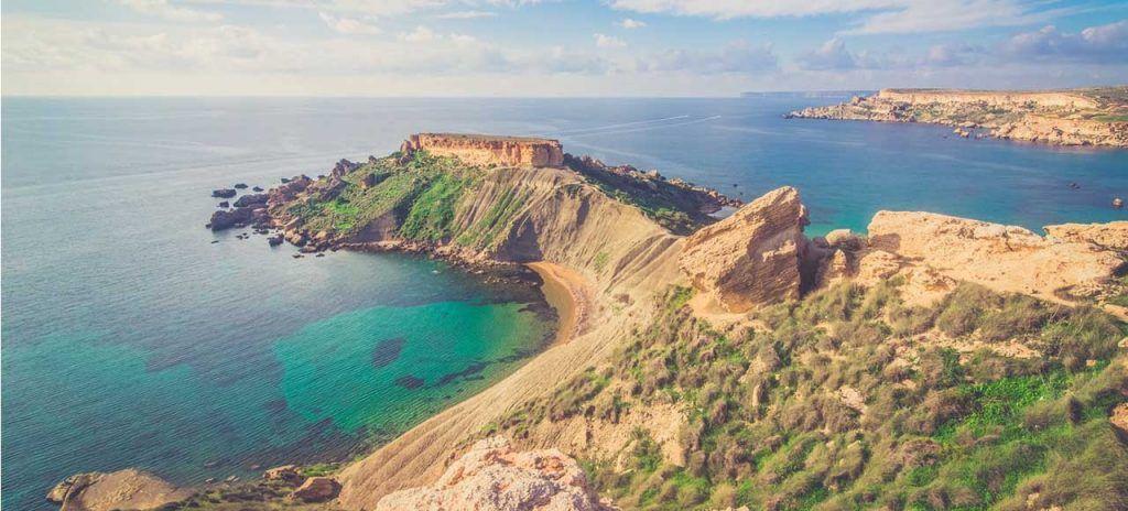 malta-view-sea