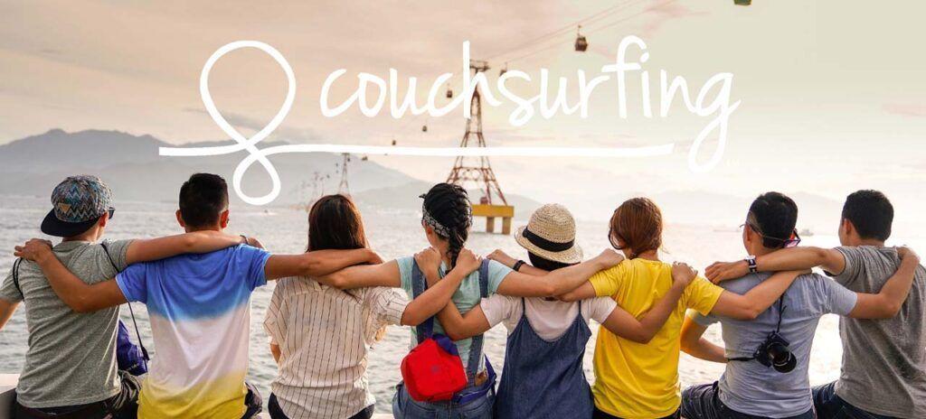 apps para viajar couchsurfing