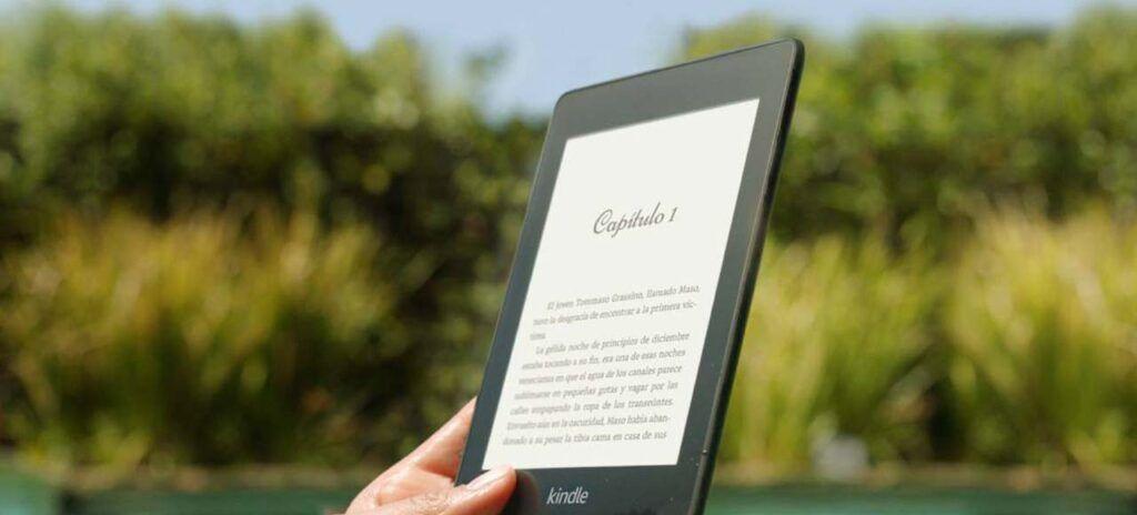 App para viajar Kindle