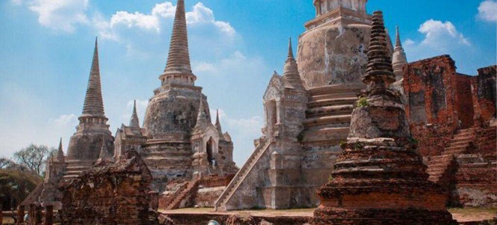 viaje a Tailandia Wat Phrassi Sanphet