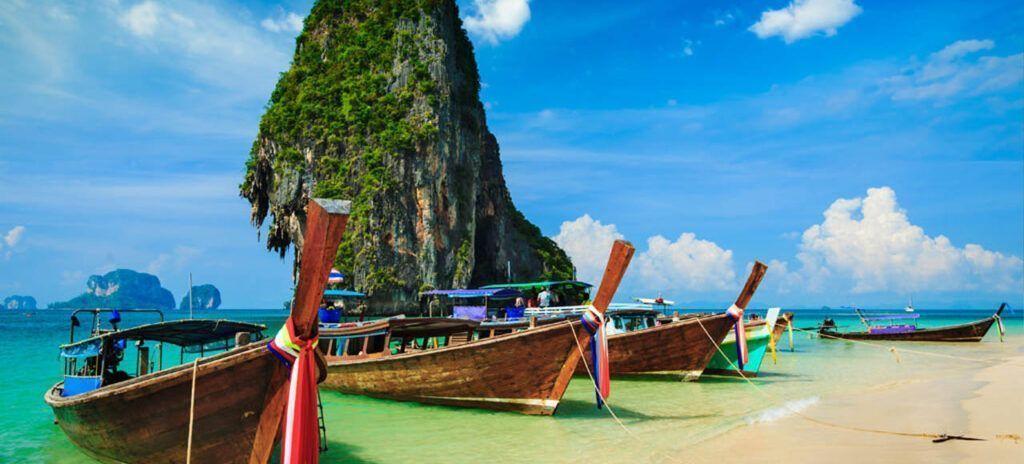Tailandia Tour de las 4 islas