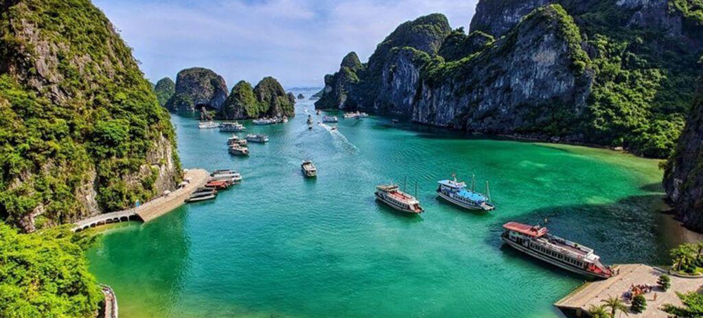 Viaje a Vietnam Halong