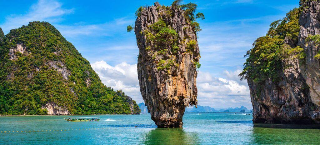 Tailandia James Bond Island