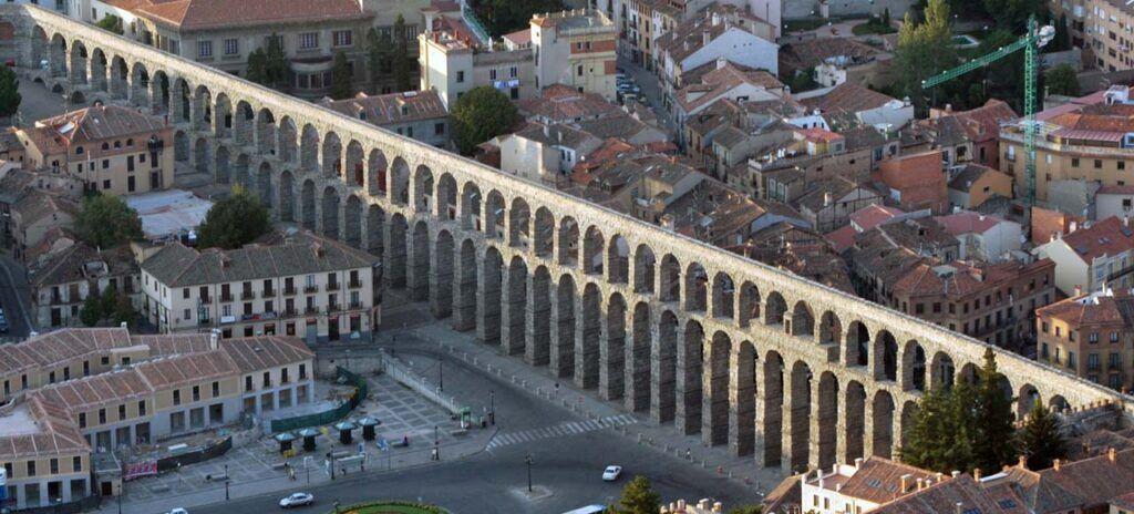Segovia Camino de Santiago