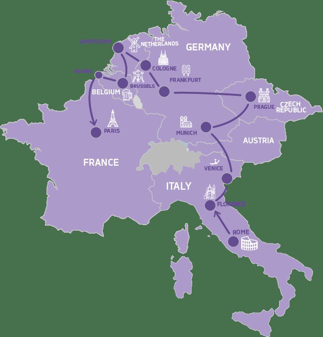 Western-Europe-Tour