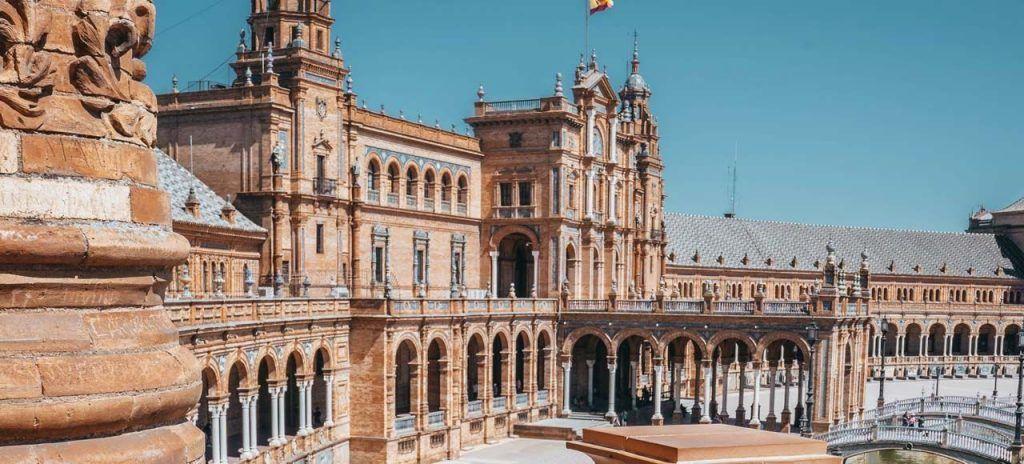 Sevilla España portugal y marruecos